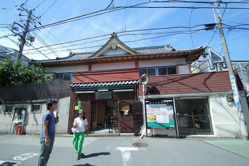 千駄木「鶴の湯」見学
